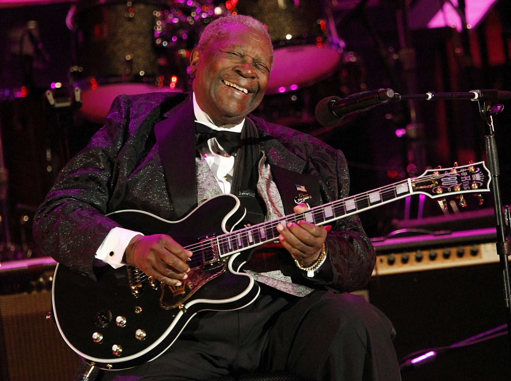 B B King Bigger Than The Blues