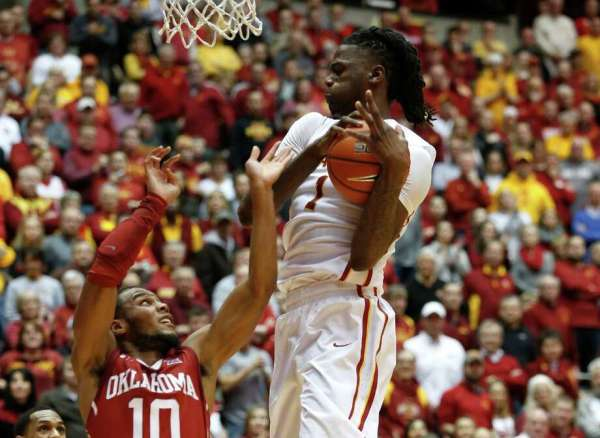 College basketball: Iowa State spoils OU's rise to No. 1 ...
