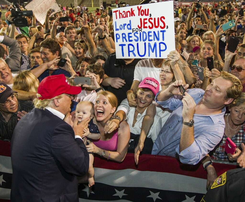 Image result for Trump rally