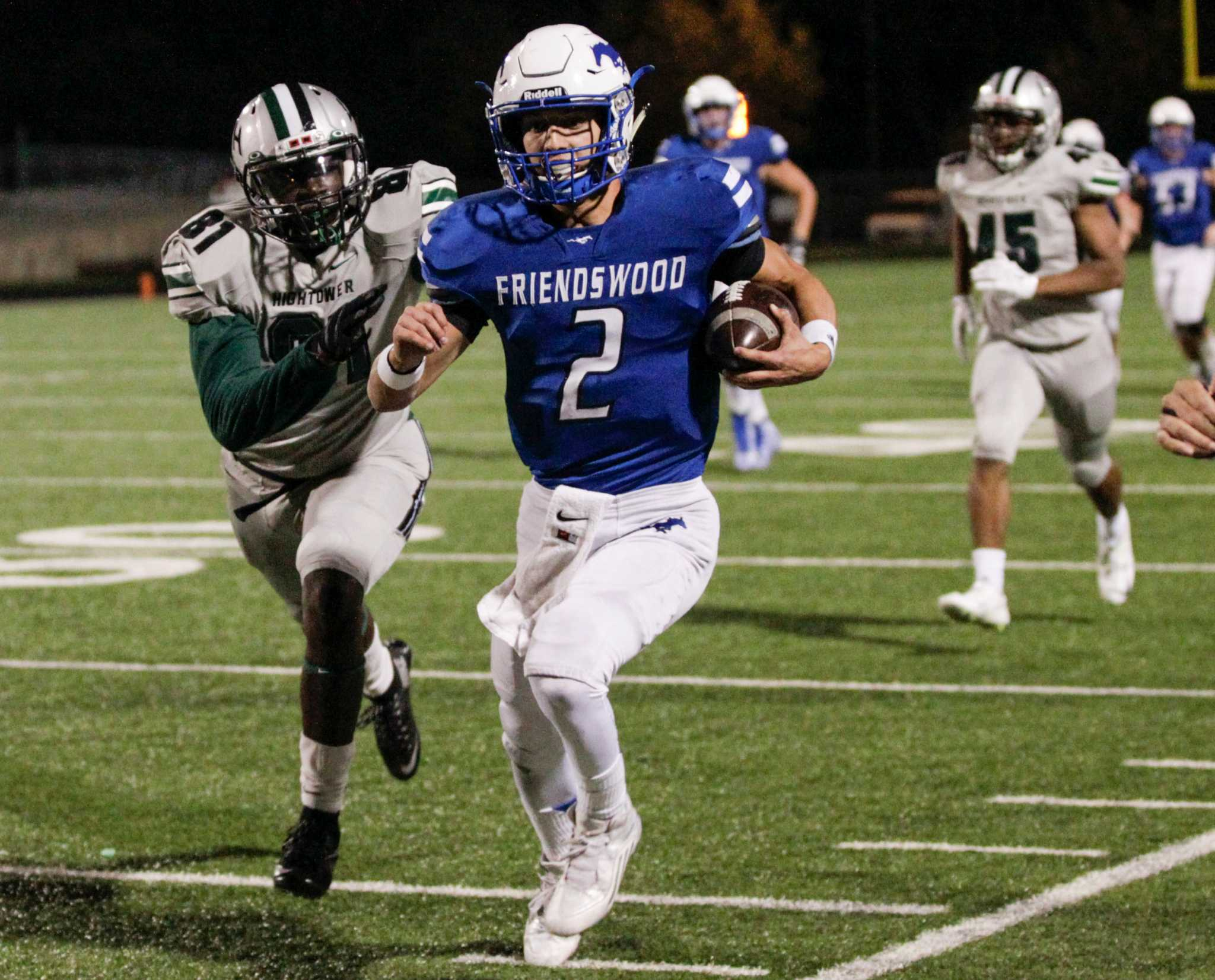 High School Football Preview District 24 6a