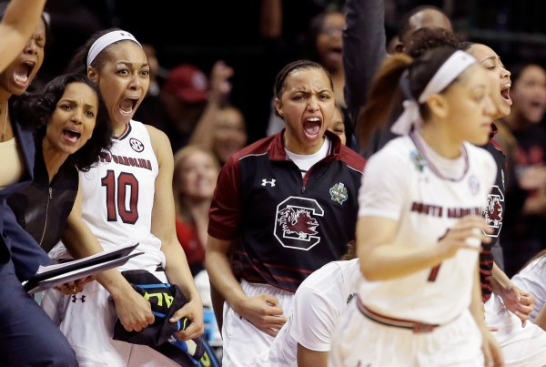 South Carolina women beat Stanford in Final Four - Houston ...