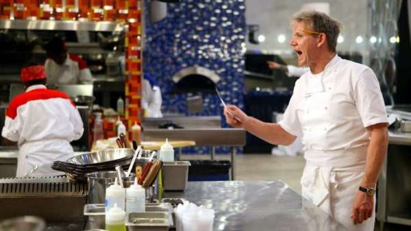 S.A. chef back for more Gordon Ramsay TV abuse - San ...