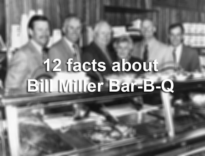 12 Things To Know About San Antonio S Bill Miller Bar B Q