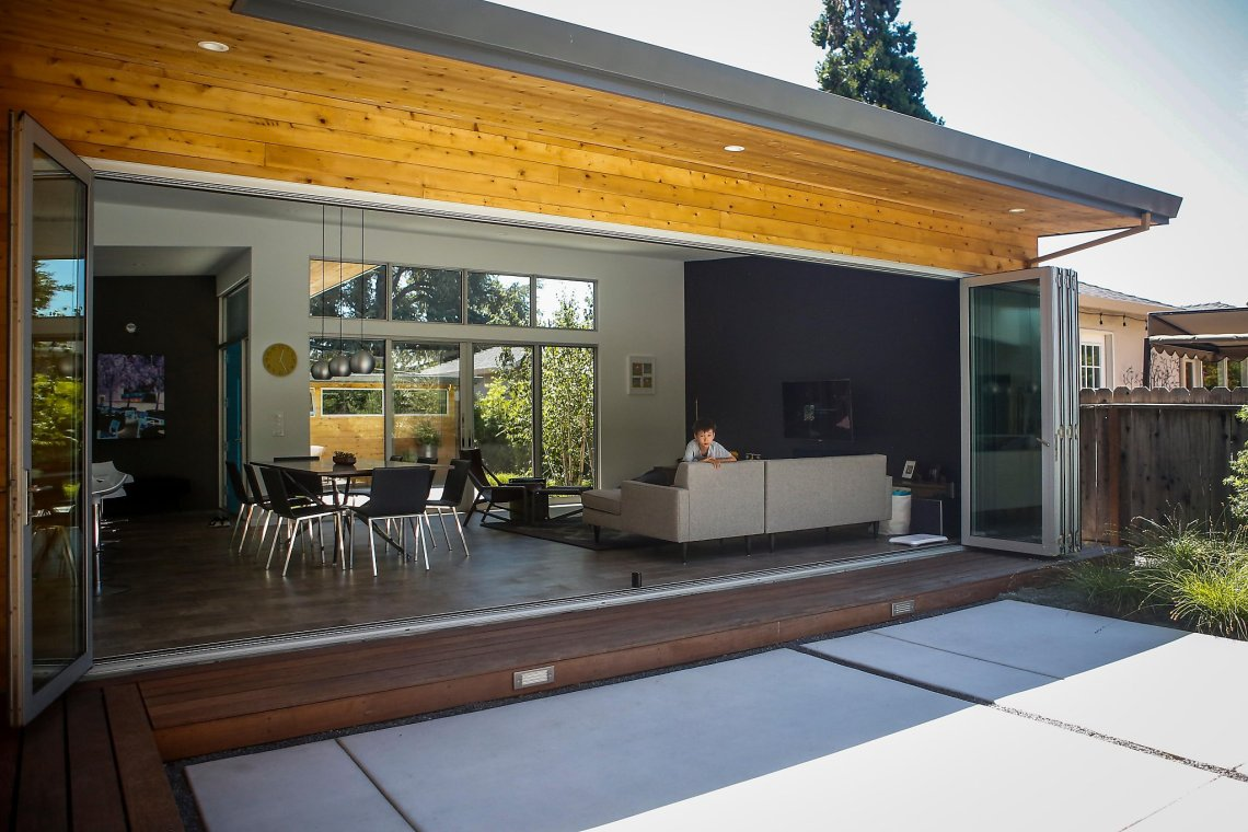 A New Life For A Midcentury House In San Carlos
