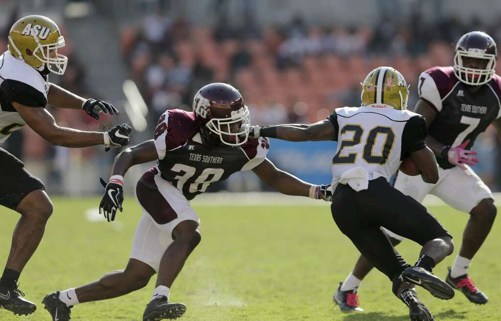 Image result for Texas Southern vs. Alabama State football