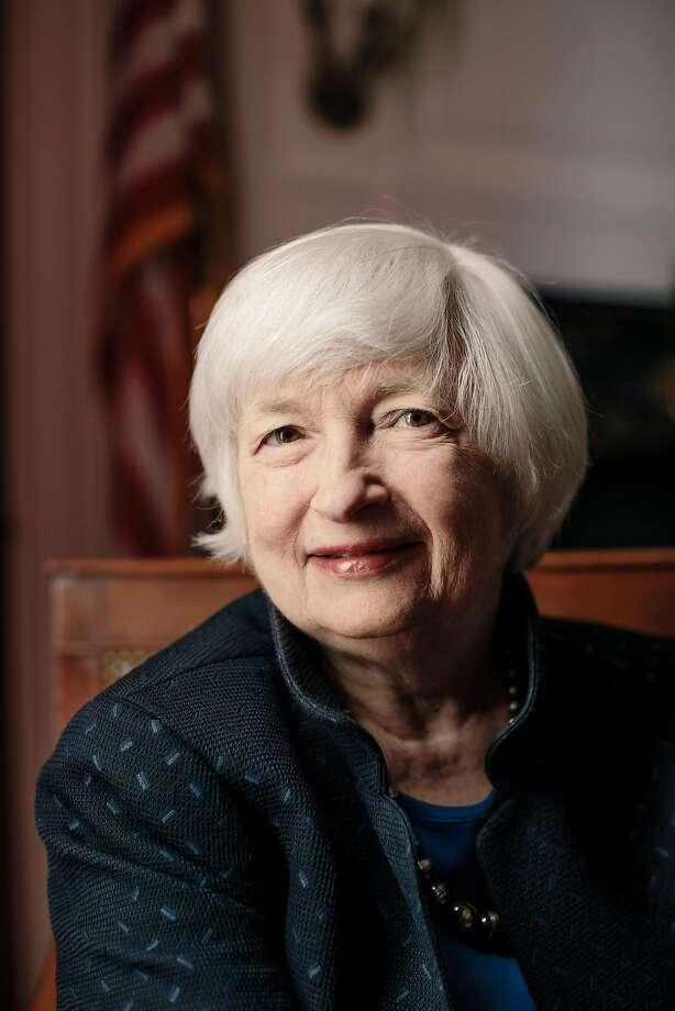 Janet Yellen isn't getting a second term. Photo: LEXEY SWALL, NYT