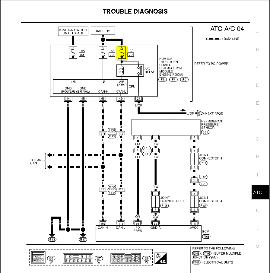 2005 350z Engine Diagram Radiator