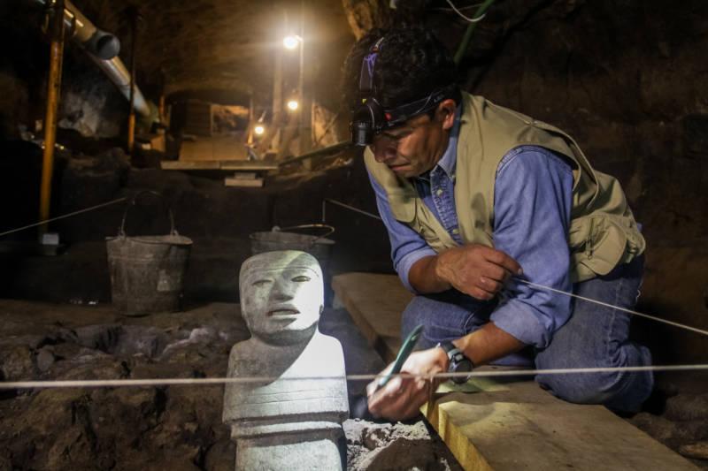 "Secrets of the Dead ""Teotihuacan's Lost Kings"""