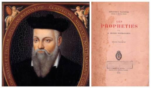 Perhaps Nostradamus Predicted Coronavirus After All... | KQED
