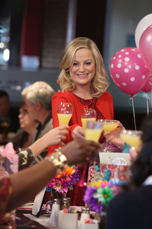 Galentine's Day Toast, 2014; courtesy NBC