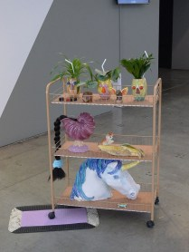 Maria Capron, Installation view at CCA. (Courtesy of the artist)