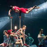 Cirque Du Soleil and Kinetic Arts Fall Deep Into the Dark Pleasures Of Circus