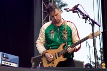 Isaac Brock of Modest Mouse performs at BottleRock in Napa, May 26, 2017.