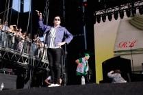 Macklemore performs at BottleRock in Napa, May 26, 2017.