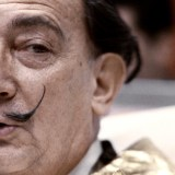 Salvador Dalí's Remains Exhumed, Revealing A Perfectly Arranged Mustache