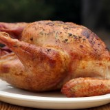 Homemade Thanksgiving: Classic Dry-Brined and Butter-Basted Roast Turkey with Herbs