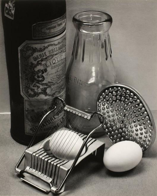 安塞爾亞當斯,靜物,舊金山,1932年,配方:安塞爾亞當斯的啤酒荷包蛋。