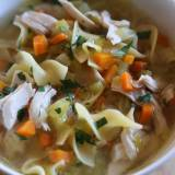 The Real Deal: Homemade Chicken Noodle Soup