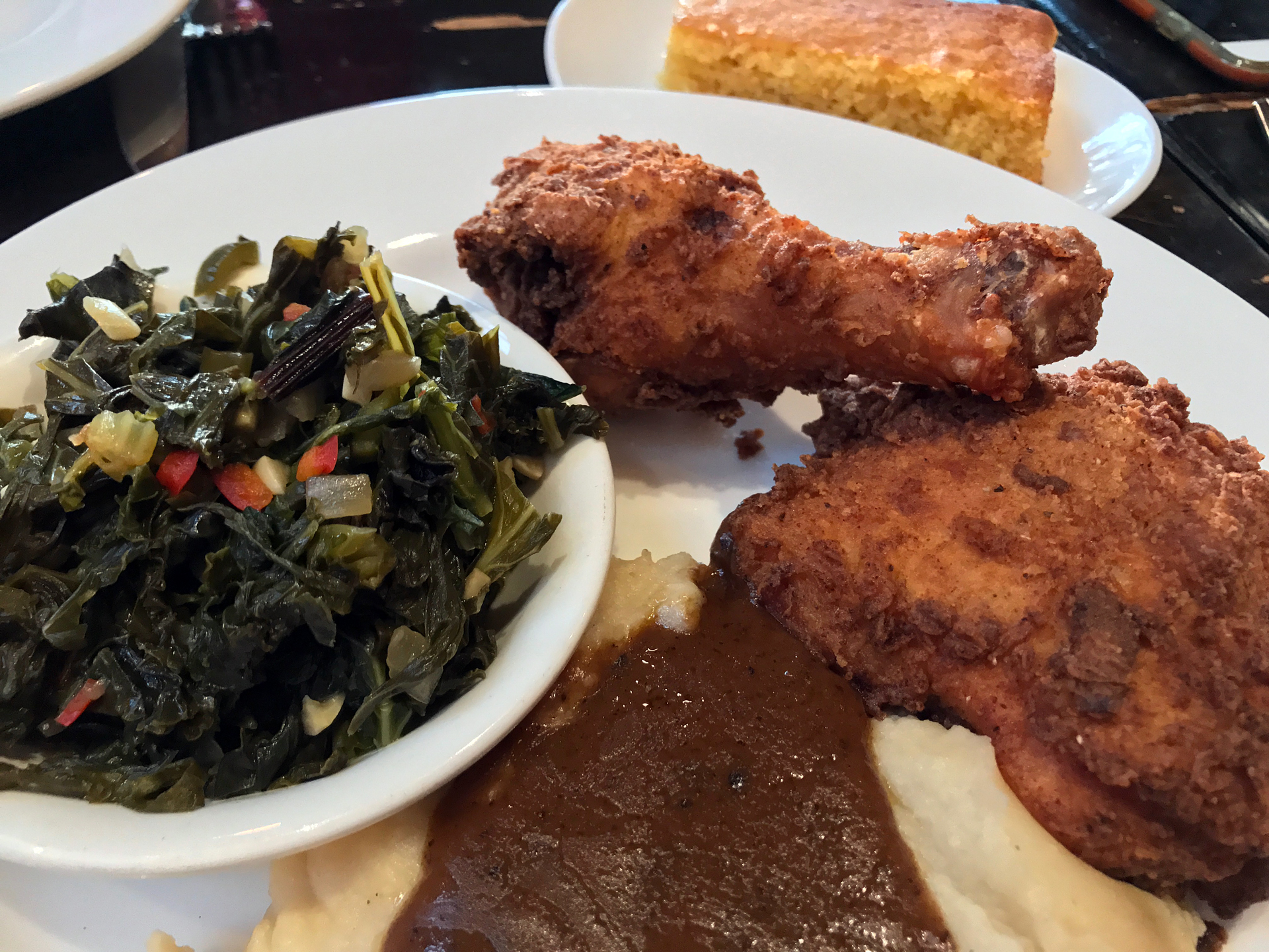 Soul Food Restaurants Oakland
