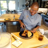Celebrity Chefs Recipes: Brown Sugar Kitchen's Acclaimed Cornmeal Waffles