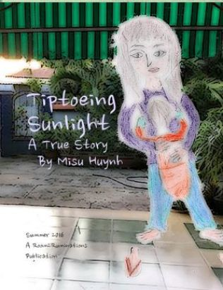 Tiptoeing Sunlight