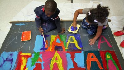 How Integrating Arts Into Other Subjects Makes Learning Come Alive   KQED