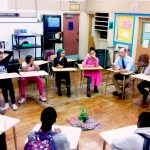 Alternative to School Suspension Explored Through Restorative Justice