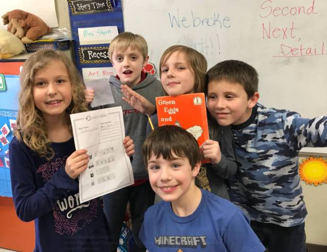 Teachers build Breakouts around their content standards.