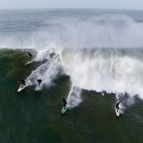 Mavericks Surfing Contest Will Include Women for First Time