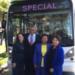 AC Transit Breaks Ground on East Bay's First Bus Rapid Transit Line