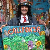 'Little' Eddie Sanchez Uses Art to Stay Off the Street