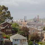 More of Bay Area May Be Vulnerable to Refinery Mishaps Than Previously Believed