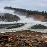 Oroville Update: Lake Inches Upward as Big Storm Moves On