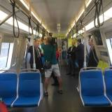 BART Unveils Cleanest, Best-Smelling, Quietest Cars Ever