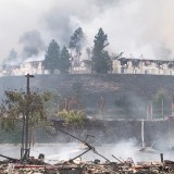 My Wildfire Story: Induced Labor and Evacuation