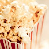 Here's Why We Eat Popcorn At the Movies