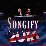 Watch: Blondie Helps 'Songify' the First Presidential Debate
