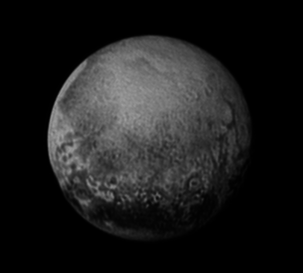 At Last NASA Spacecraft to Capture a CloseUp of Pluto