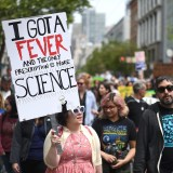 Voices From Science Marches in California and the Nation