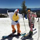 Californians Will Ski on the Fourth of July
