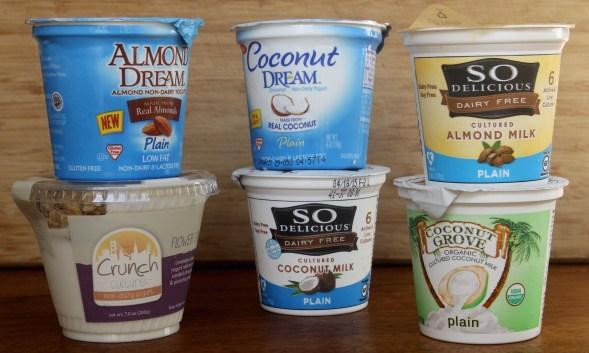 Image result for non dairy yogurt