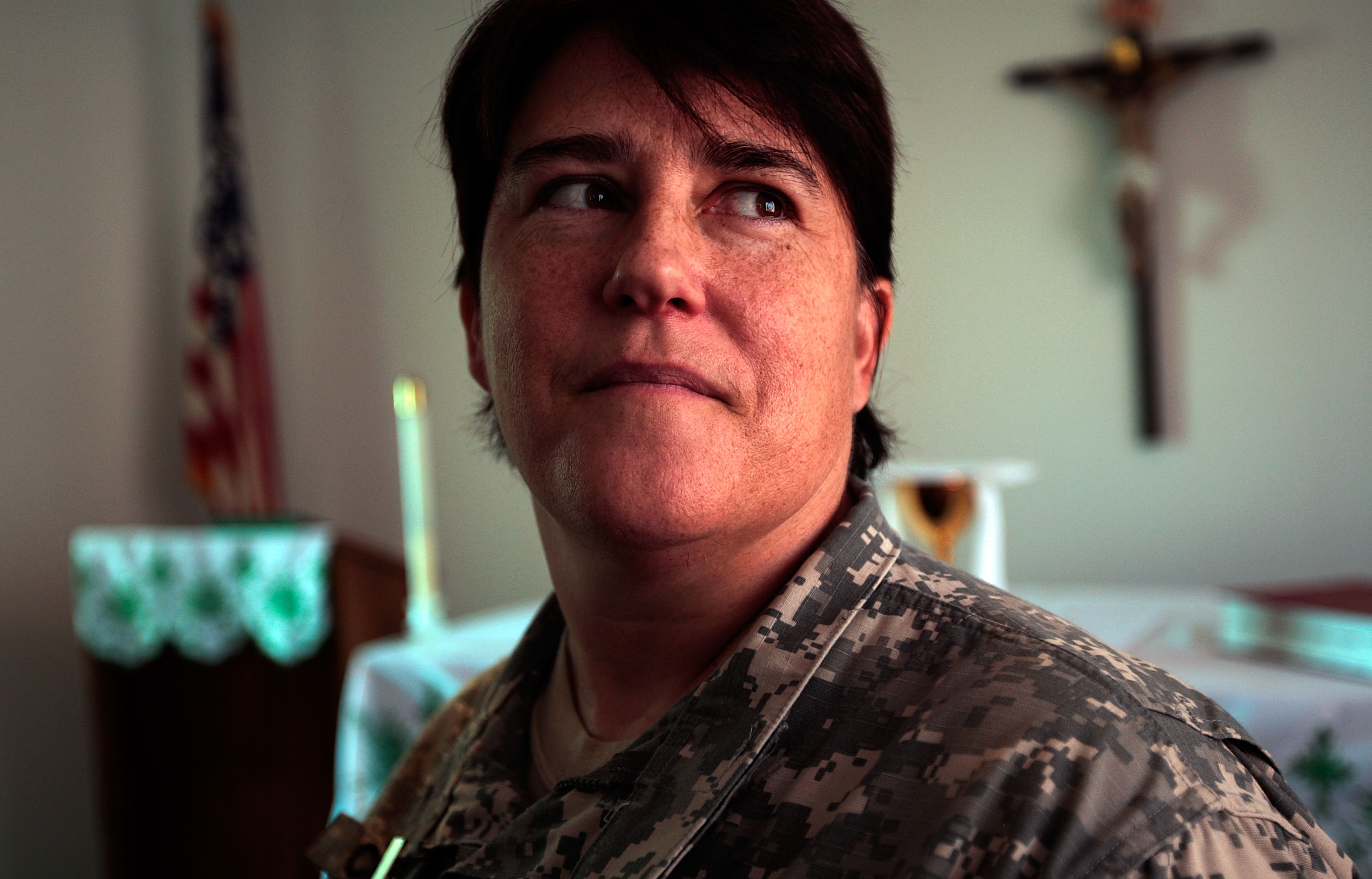 Women Veterans Suffer From Ptsd At Same Rate As Men