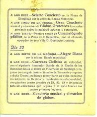 Programa Fiestas 1.933 - p.1