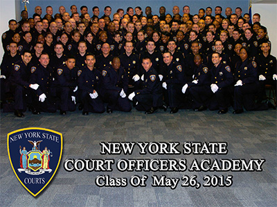 Nys Court Officers Academy Graduation Photos Nycourts Gov