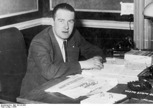 Der Gauleiter von Wien: Globotschnigg [Globocnik] 6949/38