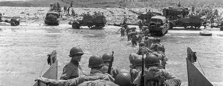 The longest day, 06-06-1944, personal story  - WW2 Gravestone