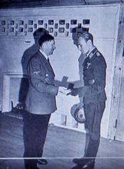 Erich Hartmann Ace
