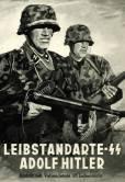 """DIG SG. hist., Nationalsozialismus, Organisationen, Schutzstaffel (SS), Waffen-SS, Werbeplakat für die""""Leibstandarte Adolf Hitler"""", circa 1941, Plakat, Werbung, Rekrutenwerbung, Anwerbung, Deutschland, NS, Drittes Reich, 20. Jahrhundert, Waffen, Krieg, ~Nazism/National Socialism, organisations, Schutzstaffel (SS), Armed SS, recruiting poster for """"Leibstandarte Adolf Hitler"""", circa 1941, recruitment, Waffen-SS, Nazi Germany, Third Reich, historic, historical, 20th century, Waffen,"""