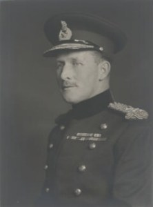 "Thorne, Sir Augustus Francis Andrew Nicol ""Budgy""."
