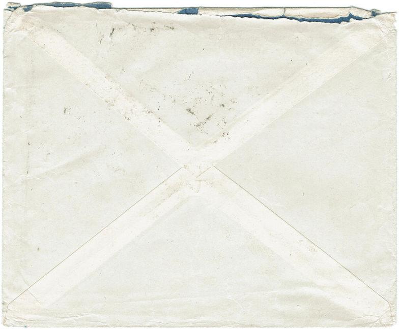 le courrier de la seconde guerre mondiale